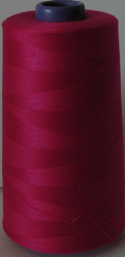 Sewing Machine & Overlocker Thread - Cerise